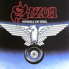 19. Saxon, Wheels of Steel (1980): One of the things that I really enjoy about this little project I've undertaken is listening to those bands that I've always intended to listen to but just never got around to it for one reason or another. This is one such band, and I'm glad that I've listened to their first few albums as it allows me to understand 80s metal a bit more than I did before. This isn't perfect at all, but even its imperfections shine with glory. This is a powerful statement.