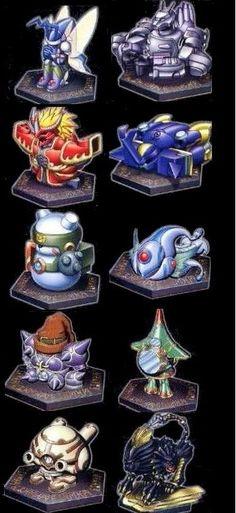 Digimon spirits