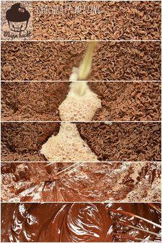 Making ganache . the perfect base for your fondant coating - Verzierung Kuchen - Torten Ninjago Party, Mediterranean Dishes, Birthday Design, Easy Cake Recipes, Cupcake Cookies, Cupcakes, Macaroons, Wedding Cakes, Bakery