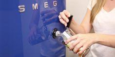 From Smeg-to-Keg: How to Convert a Smeg Refrigerator into a Kegerator