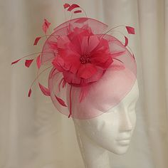 Buy British hats, hatinators and fascinators in the UK from the Simply Devine Hat Shop in Tadcaster.