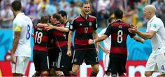 Brasil 20124: Alemania y Estados Unidos pasan a octavos