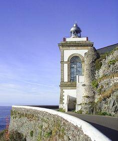Faro de Luarca #Lighthouse #faroairport