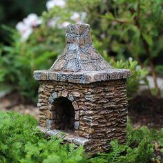 Miniature Dollhouse FAIRY GARDEN ~ Outdoor Chimney ~ NEW #WholesaleFairyGardens