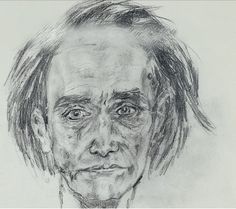 Antonin Artaud: Self-portrait, December 1946