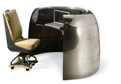 General : Super Unique Design Motoart Diy Cowling Unusual Computer Desks And Chair Ideas ~ Resourcedir