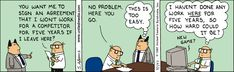 Dilbert Classics by Scott Adams for Fri 02 Apr 2021 #Dilbert #Comics Dilbert Comics, Scott Adams, News Games, I Want You, Comic Strips, Cartoons, Thoughts, Classic, Funny