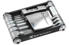 Birzman E-Version Mini Tools Basic 15 Functions Multi Tool - Black Tools, Mini, Black, Instruments, Black People
