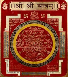 Shri Yantra: The Ultimate of Mystic Diagrams