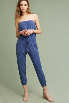 Shop the Ashlene Strapless Jumpsuit and more Anthropologie at Anthropologie today. Read customer reviews, discover product details and more.
