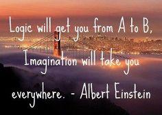 Albert Einstein ~ #Quote