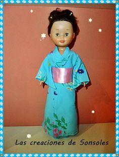 Kimono geisha modelo 2