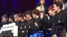 20131229 EXO A-PINK f(x) Girl's Day @ SBS Gayo Daejun