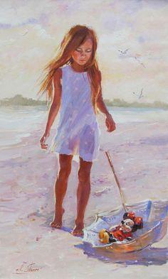 Irene Sheri (Disney) - Arte y pinturas de artistas Wyland, James Coleman, Rodel González, Dan Mackin,
