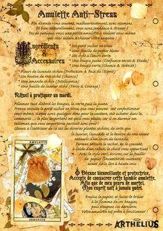 Magie blanche et amulette
