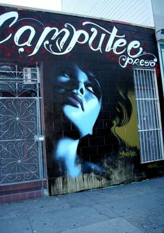Incredible Urban Art... Ignited a fire within, getting back in to art mode.
