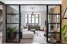 Home Living Room, Living Room Decor, Snug Room, Victorian Terrace, Home Design Plans, Open Plan Living, Inspired Homes, Home Renovation, New Homes