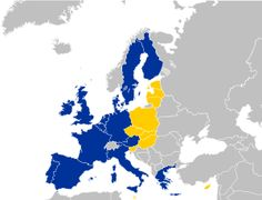 April 16, 2003 - The 15 existing, and 10 acceding states of the European Union sign the Treaty of Accession in Athens Greece. The treaty modifies the Rome & Maastricht treaties and was steered the biggest territorial expansion of the EU. After ratification by all 25 signatories, the treaty became effective on May 1, 2004. #history #EU