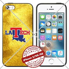 New iPhone SE Case iPhone 5/5s TPU Case Louisiana Tech Bu…