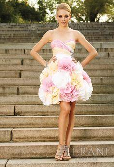 2012 Terani Couture Prom Dress 679