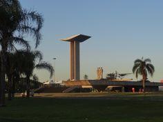 Monumento dos Pracinhas - Aterro do Flamengo - Rio de Janeiro-RJ