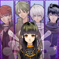 X-note otome games