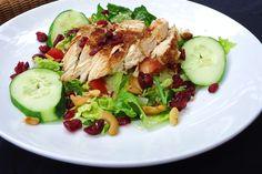 Limbo Salad with Jamaican Jerked Chicken