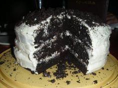 Boyfriend really wants an Oreo cake for his birthday cake......