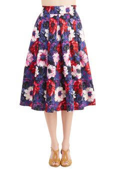 Plus Sizes - Magnificence in Motion Skirt