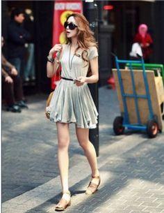 Laura Whitmore Grey fashion clothing