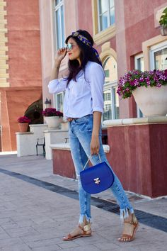 A parisian in America by Alpa R | Orlando Fashion Blogger: 4 Essentials for Summer with Lila Fashion