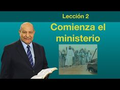 Pr. Bullón: Comienza el ministerio | Escuela Sabatica