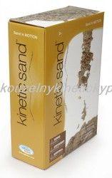 Kinetický písek - Kinetic 5 kg + pískovnička ZDARMA