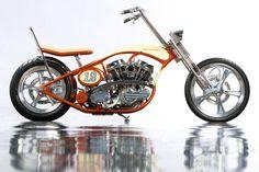 Jesse Rooke Vegas (Schwinn) Chopper