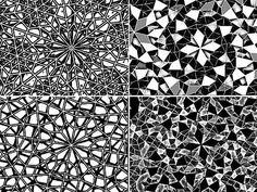 Patterns for design inspiration