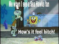 Denver broncos  SpongeBob meme