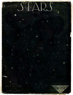 Stars 1921 Haven Gillespie & John Alden