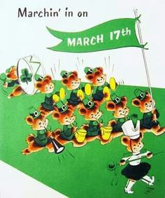 March into March 17