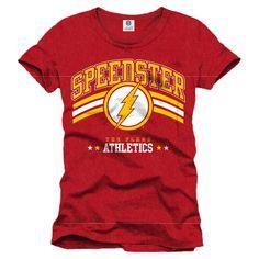 The Flash - Superhero Athletics T-shirt