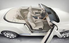 Bentley Continental GT Convertible Galene Edition #bentley #mulliner