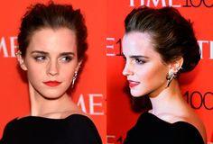 20 penteados para um wet hair no capricho | Emma Watson
