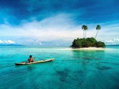 ここが本当の天国に一番近い場所。心奪われる「サン・ブラス諸島」の大自然 | RETRIP