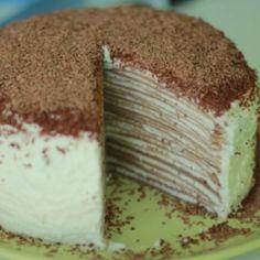 Нежнейший торт, который не нужно печь в духовке! Такой тортик получается удивительно вкусным, но также сытным. Готовить очень легко!