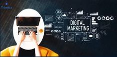 Digital Marketing Course By Trinetra Initiative Almost a decade ago, nobody knew about digital marketing or just a handful of people were aware of the revolution which digital marketing was about to bring in marketing. During this time traditional marketing and fundamentals of traditional marketing were the major concerns for the marketers. Digital Marketing Strategy, Best Digital Marketing Company, Digital Marketing Services, Social Media Marketing, Marketing Strategies, Marketing Program, Seo Services, Content Marketing, Internet Marketing