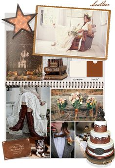 ♥ ♥ ♥ leather ♥ ♥ ♥ Add a touch of luxury to your rustic country wedding with a little leather. Wedding Themes, Diy Wedding, Wedding Stuff, Colour Inspiration, Wedding Inspiration, Farm Barn, Rustic Weddings, Printable Wedding Invitations, Country Farm