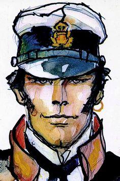 Corto Maltese by Hugo Pratt Be a Modern Ulysses… keep exploring the World.