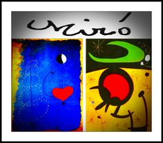 """Proyecto: """"Pintamos como Joan Miró"""" - Burbujitas"""