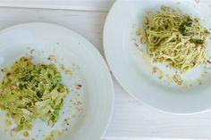 Avocado Pesto Recipe | Avocado Pesto Pasta | Healthy Blender Recipes