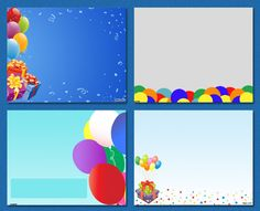 #Free #PowerPoint #background - Balloons