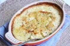 Een lekker en simpel bijgerecht: aardappelgratin